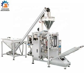 Masala / Medical / Moringa Powder Packing Machine Vertical Automatic